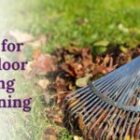 Tips for Outdoor Spring Cleaning